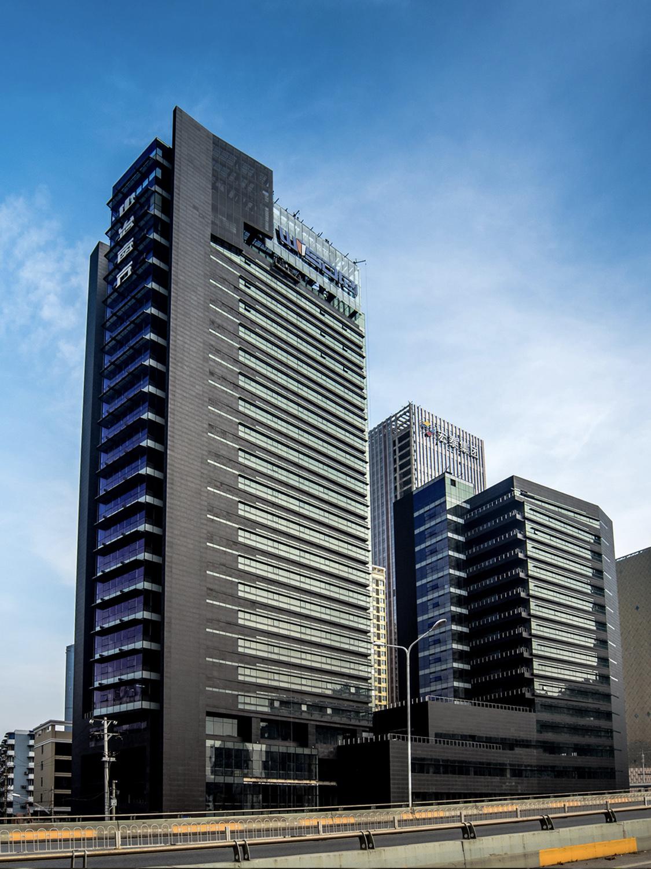 武汉中冶南方大厦总部