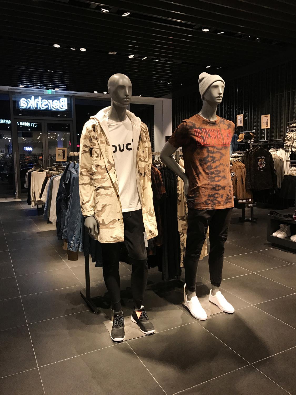 BERSHKA—西班牙时尚品牌全球专卖店