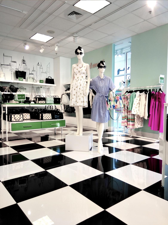 美国品牌Kate Spade(凯特·丝蓓)专卖店